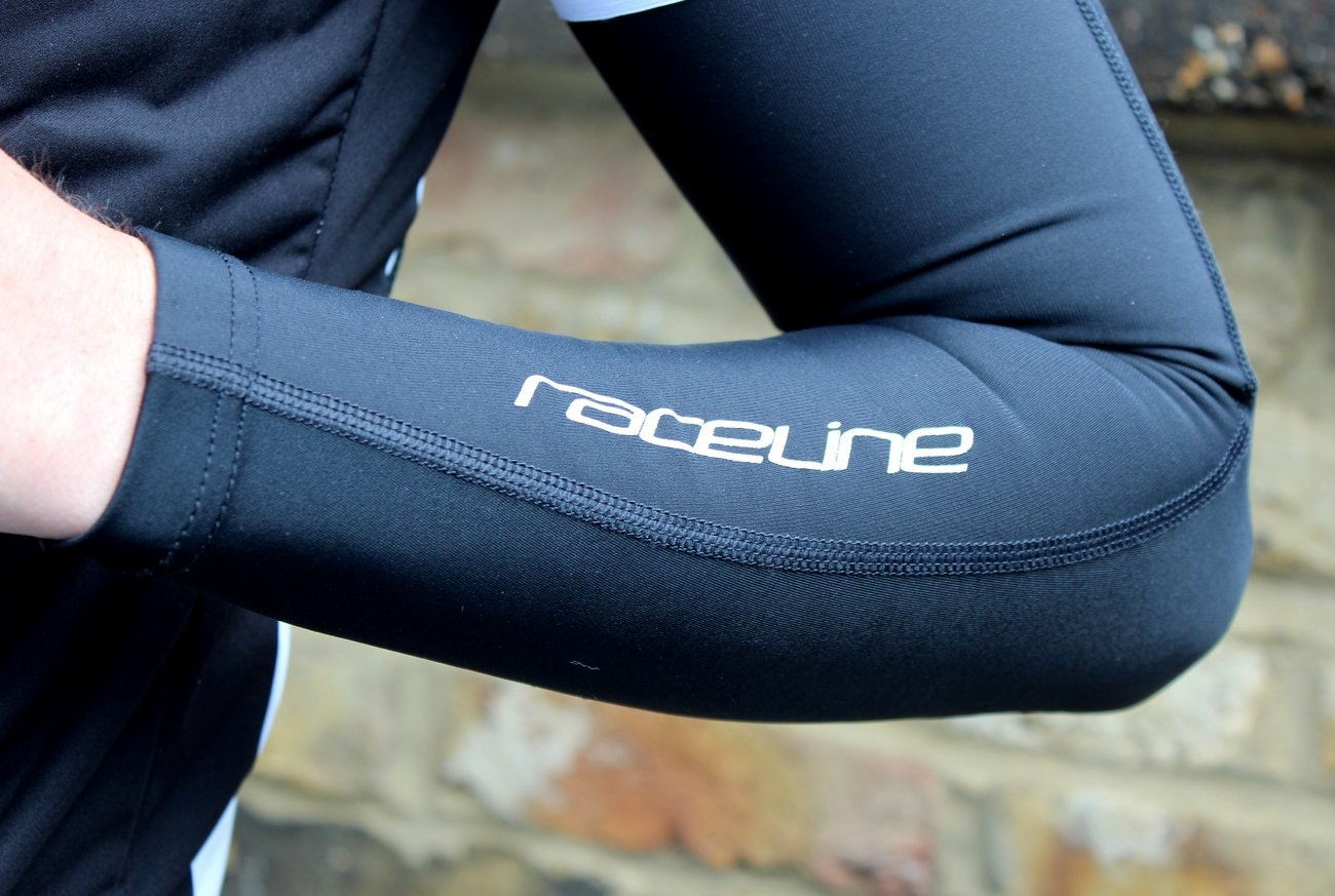 Altura Raceline arm warmers (Pic: Timothy John/Factory Media)