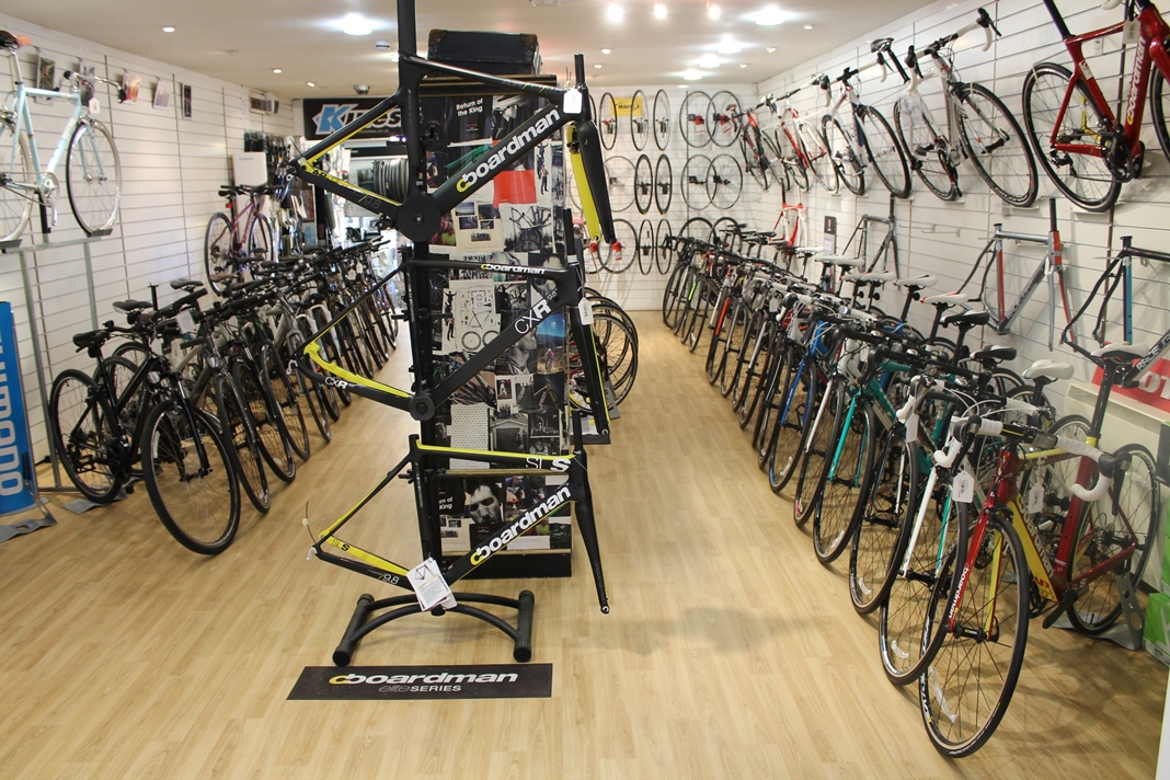 York Cycleworks, pic: Colin Henrys/Factory Media