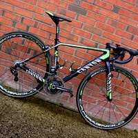 Canyon Ultimate CF SLX, Nairo Quintana, Giro d