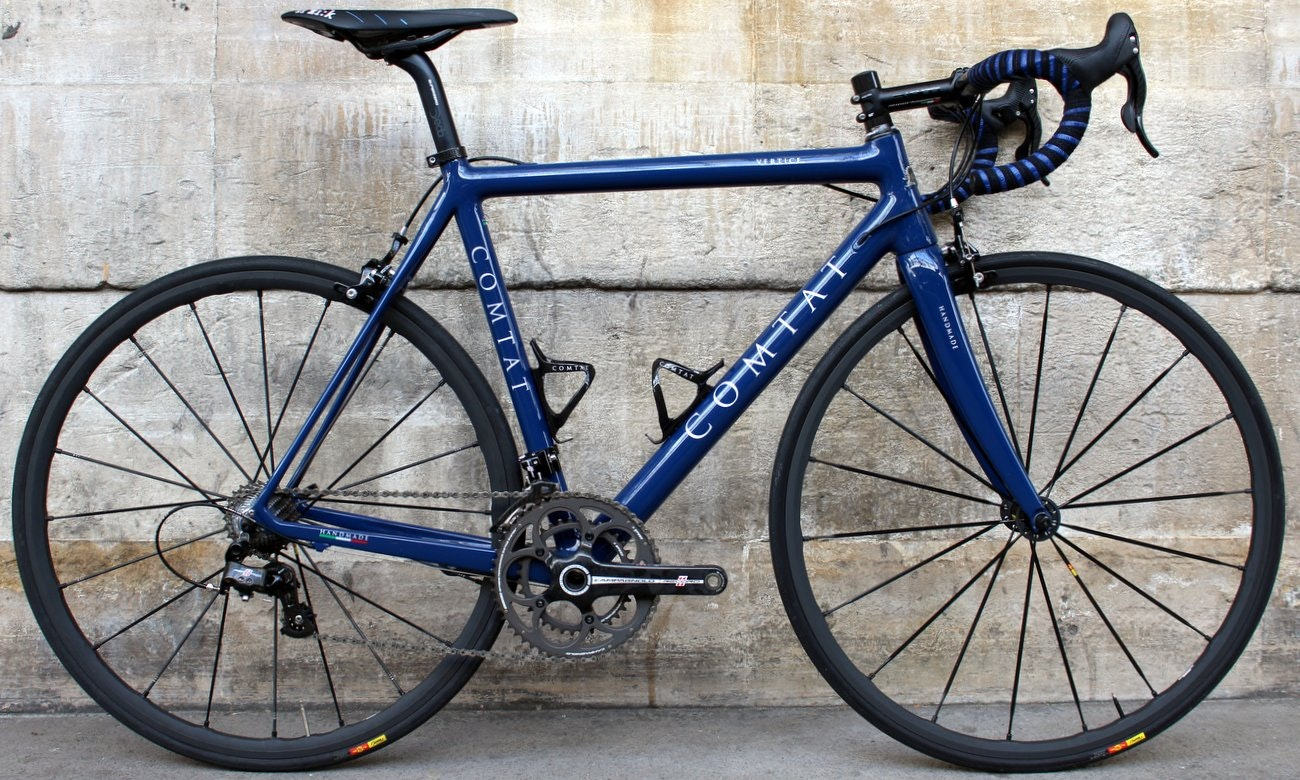 Comtat Vertice road bike (Pic: George Scott/Factory Media)