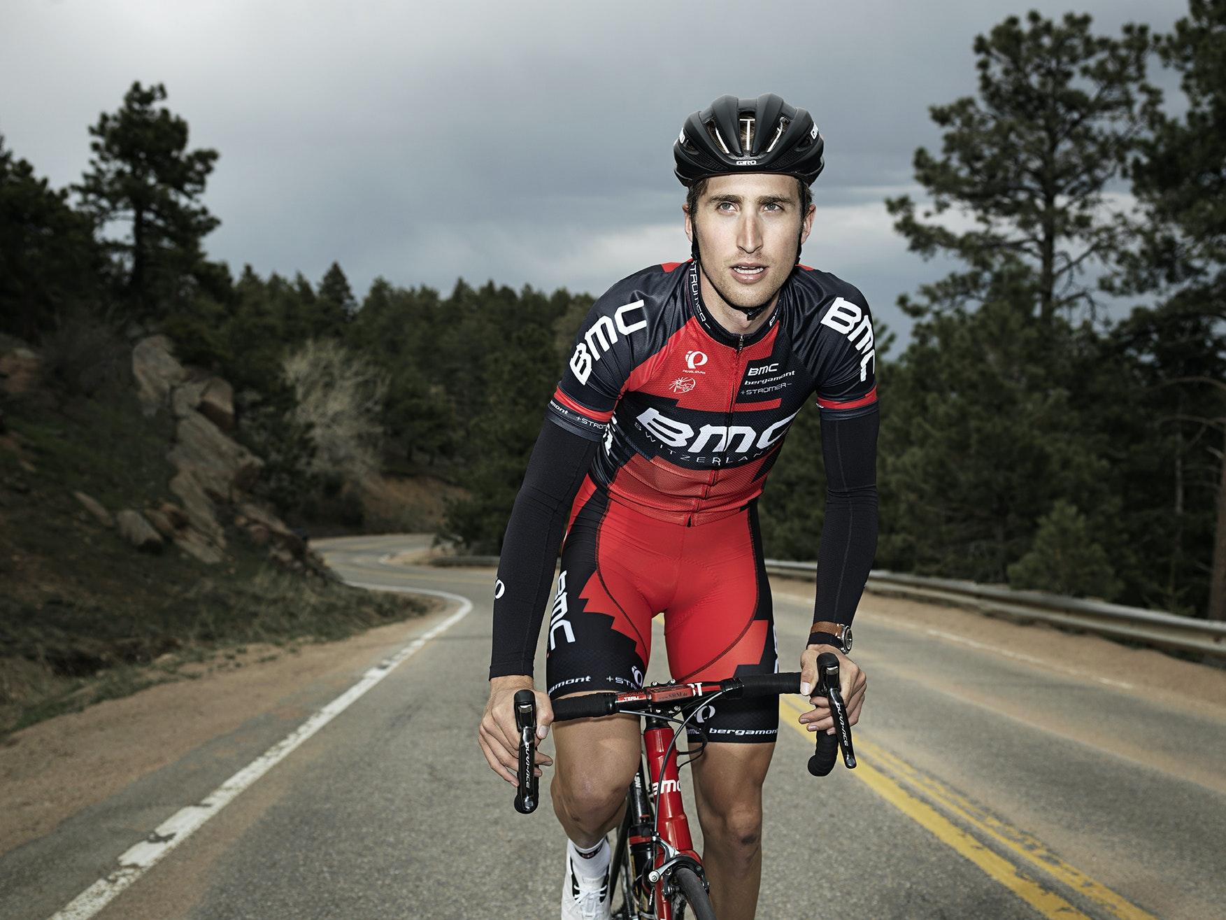 Giro Synthe aero helmet, Taylor Phinney (Pic: Giro)