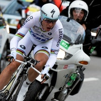 Tony Martin, world champion, time trial, carousel