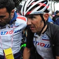 Joaquim Rodriguez, Katusha, injury, Giro d