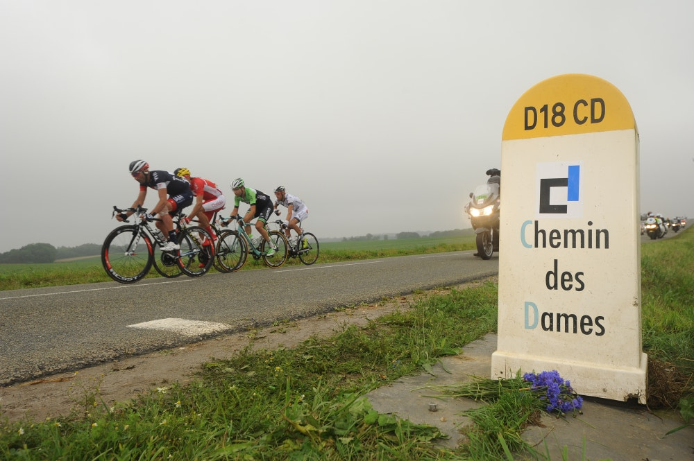 break, Tour de France, 2014, stage six, pic: Bruno Bade/ASO