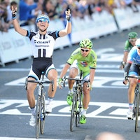 Marcel Kittel, Giant-Shimano, stage one, Tour de France, 2014, pic: Sirotti