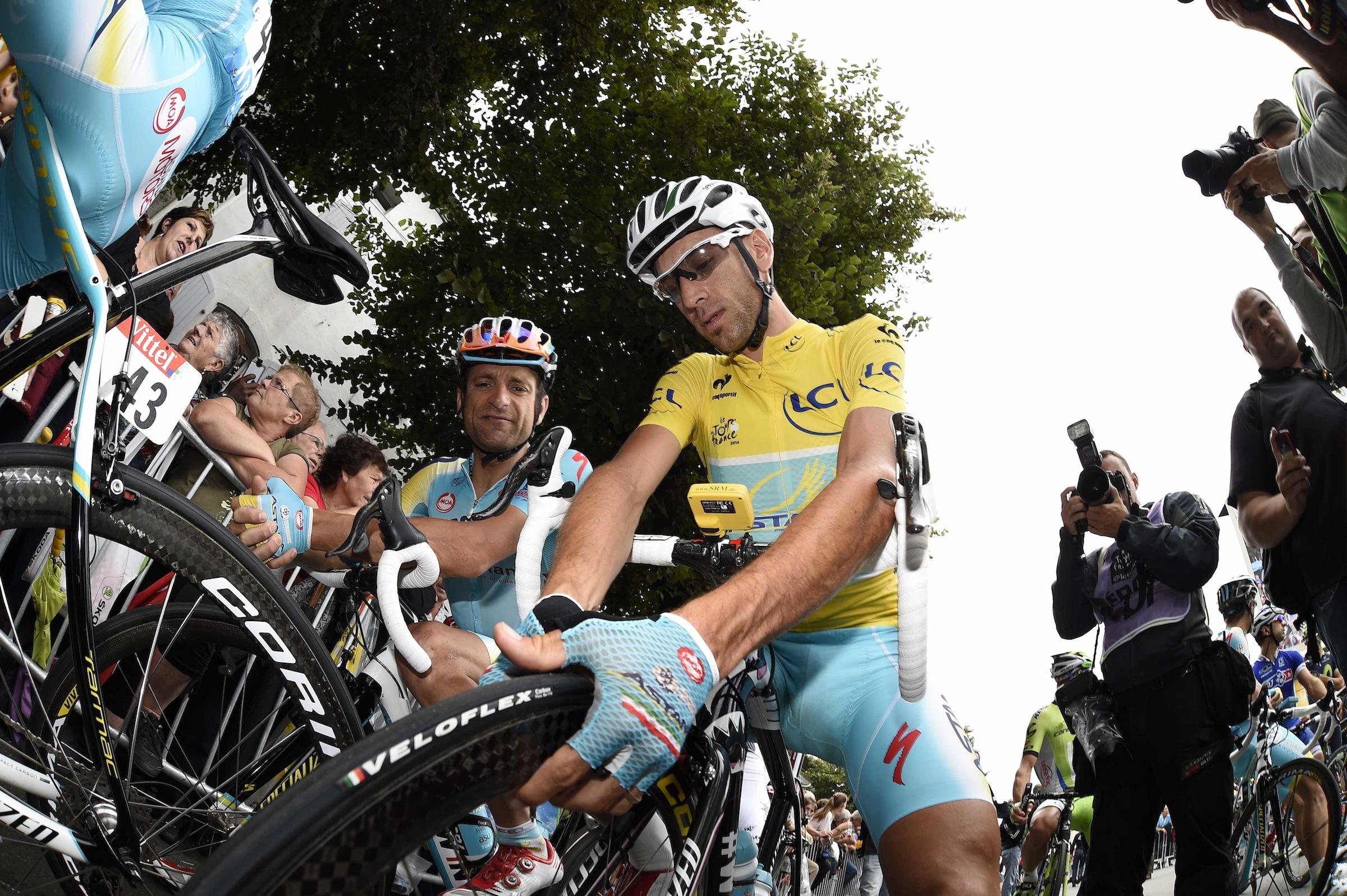 Vincenzo Nibali, Tour de France 2014, stage 19, pic: ©Sirotti