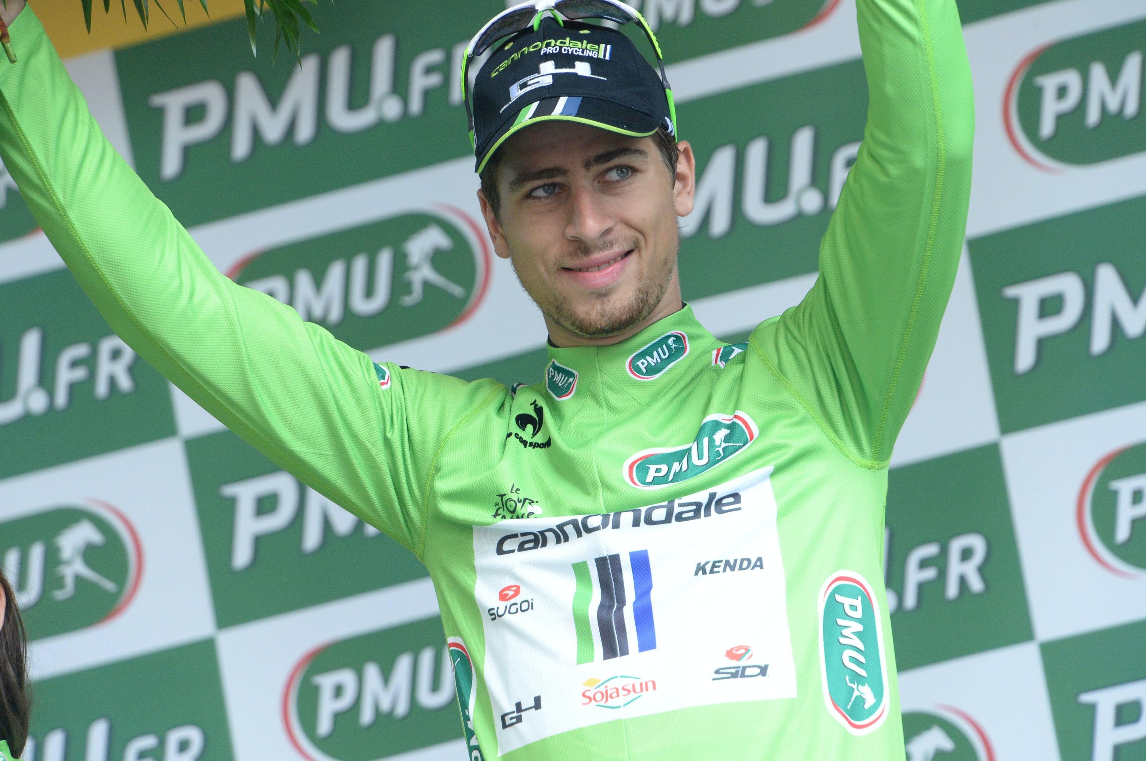 Peter Sagan, Cannondale, Tour de France, 2014, stage 15, pic: Sirotti