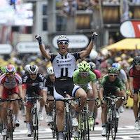 2014, Tour de France, tappa 03 Cambridge - London, Giant - Shimano 2014, Kittel Marcel, London