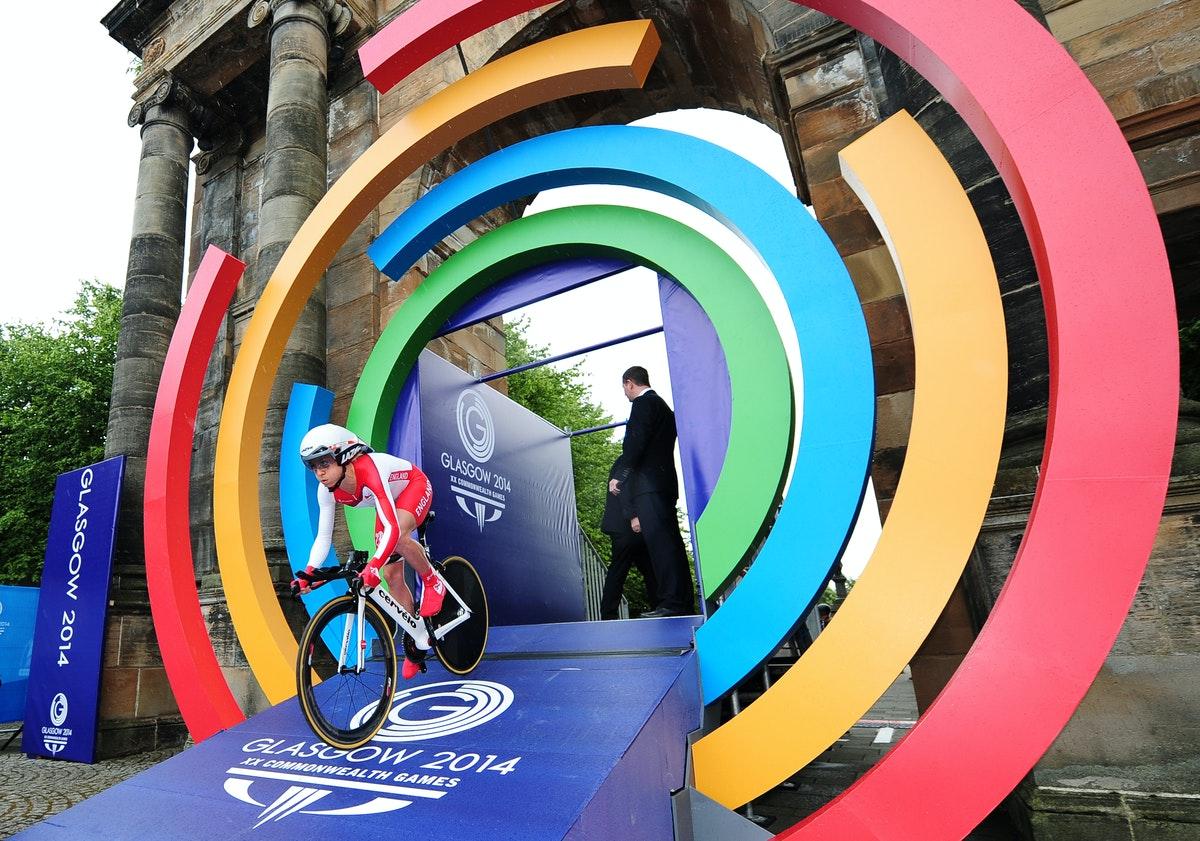 Emma Pooley, Commonwealth Games 2014, women's individual time trial (Pic: Alex Broadway/SWPix.com)