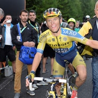 Rafal Majka, Tinkoff-Saxo, Tour of Poland, 2014, stage five, pic: Sirotti