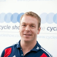 Sir Chris Hoy, The Cycle Show, pic: Upper Street Events