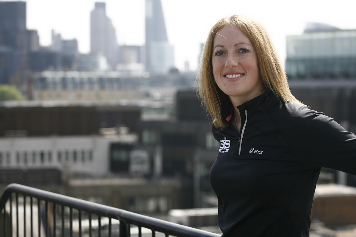 Emma Barraclough, Science in Sport nutritionist (Pic: Science in Sport)