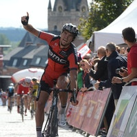 Greg Van Avermaet, BMC Racing, Eneco Tour 2014 (Pic: Sirotti)