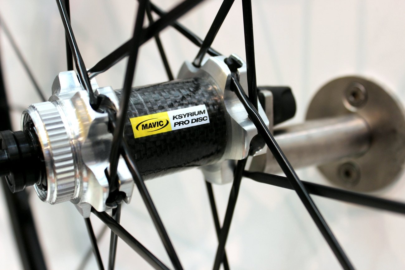 Eurobike 2014: Mavic Ksyrium Pro Disc (Pic: George Scott/Factory Media)