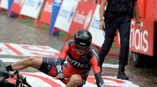 2014, Vuelta a Espana, tappa 21 Santiago de Compostela - Santiago de Compostela, Bmc 2014, Dennis Rohan, Santiago de Compostela