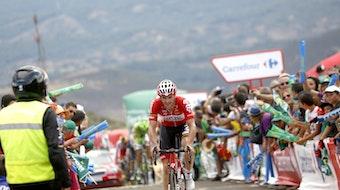 Adam Hansen, Lotto-Belisol, Vuelta a Espana, 2014, pic: Sirotti