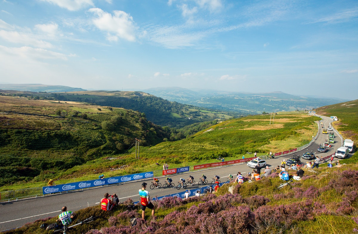 Tour of Britain, 2014, stage three, pic: Alex Whitehead/SWpix.com