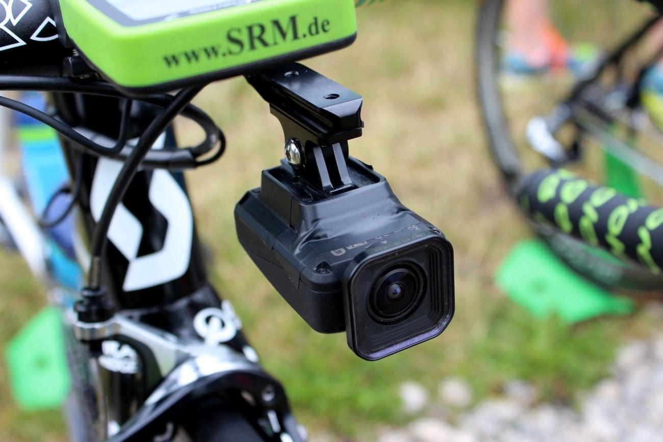 Pro bike: Simon Yates' Scott Addict (Pic: George Scott/Factory Media)