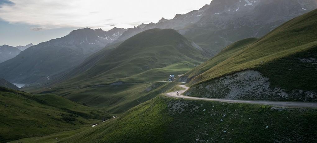 climbs of the alps