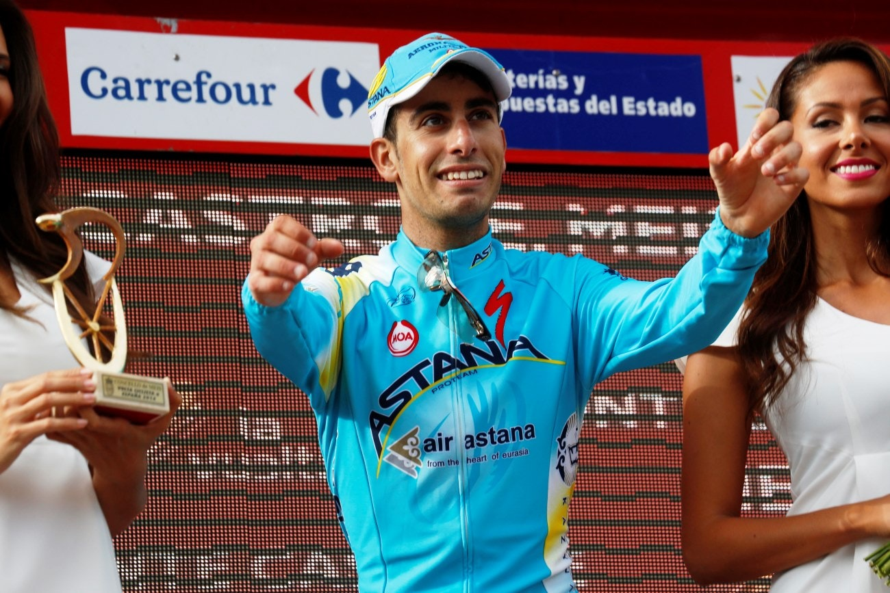 Fabio Aru, 2014, Astana, pic: Sirotti