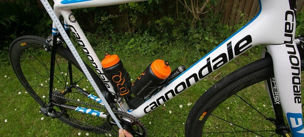 first road bike