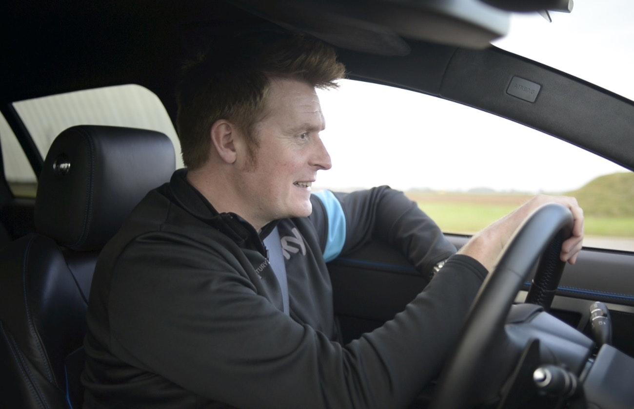 Rod Ellingworth, Team Sky, pic: Progress Film)