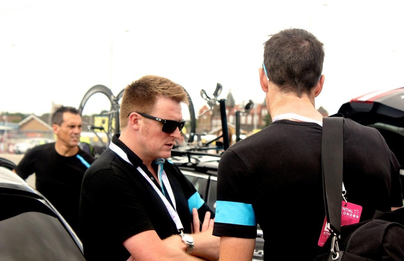 Rod Ellingworth, Team Sky, pic: Timothy John/Factory Media