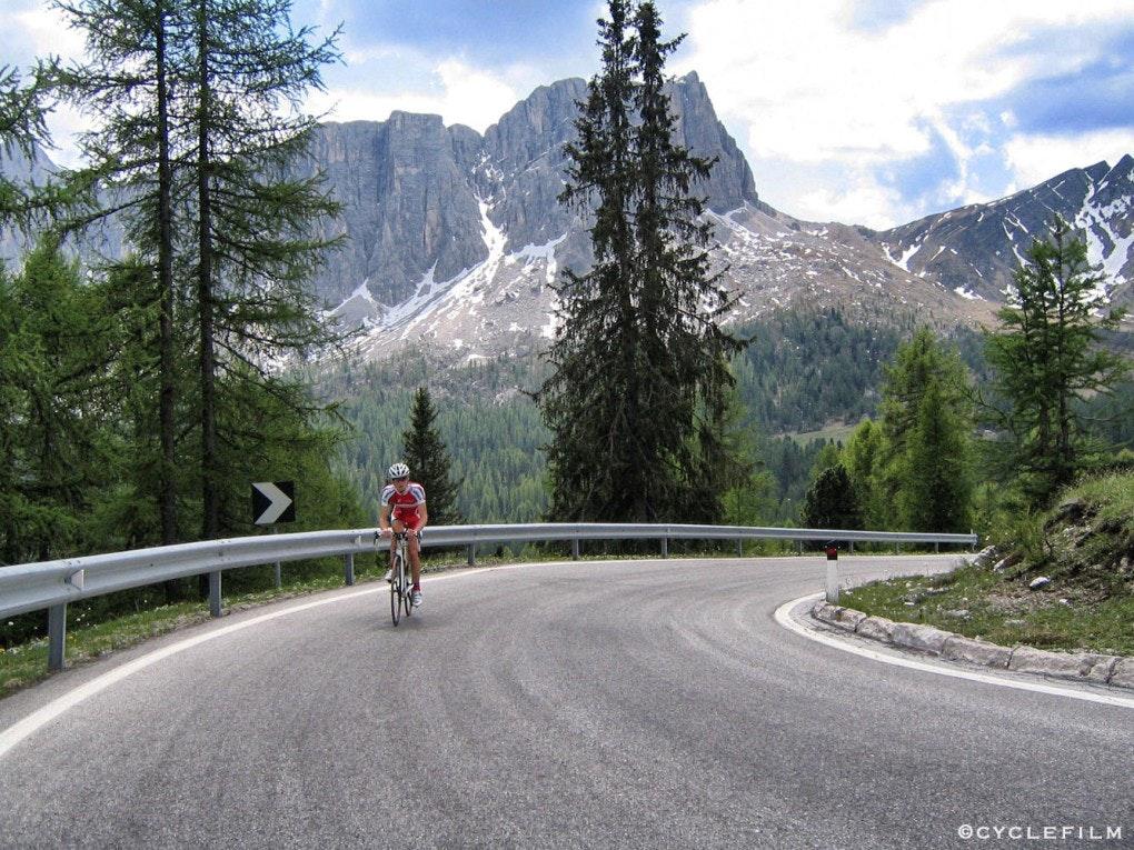 climbs in Italy