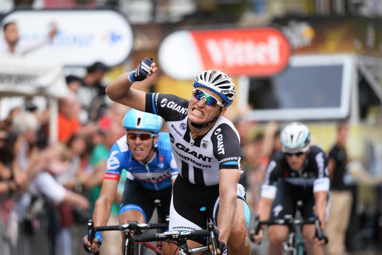 Marcel Kittel, Giant-Shimano, Tour de France, pic: Sirotti