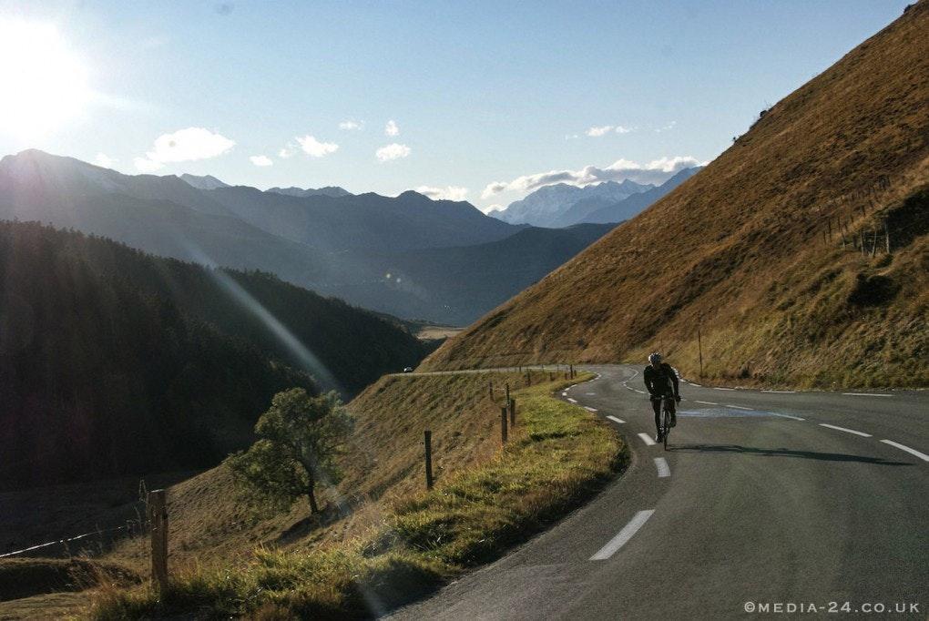 climbs of the Pyrénées