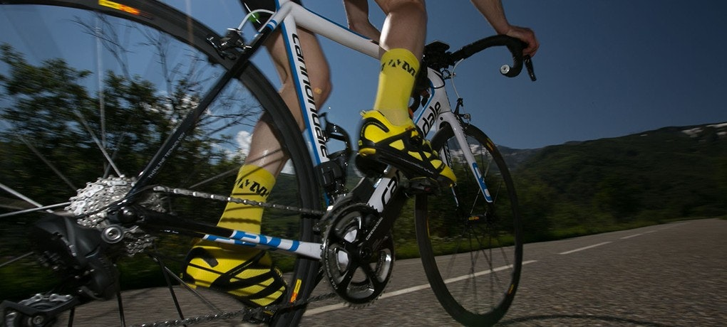 Five reasons to become a cyclist
