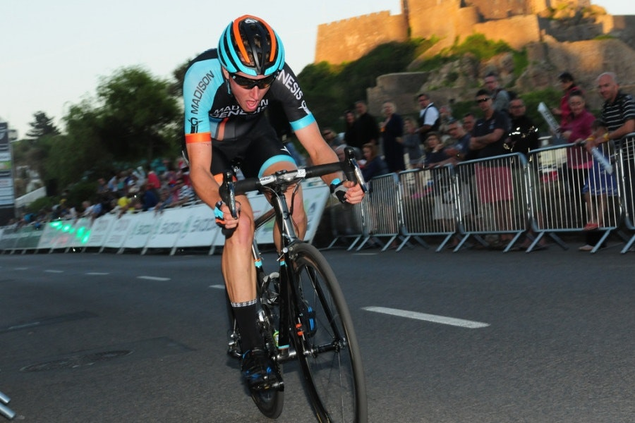 Tom Stewart, 2014, pic: Tour Series