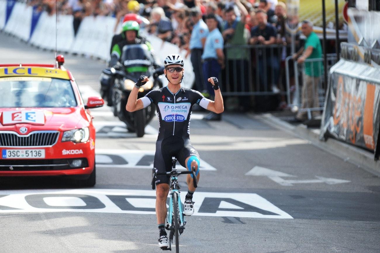 Tony Martin, Omega Pharma-Quickstep, pic: Sirotti