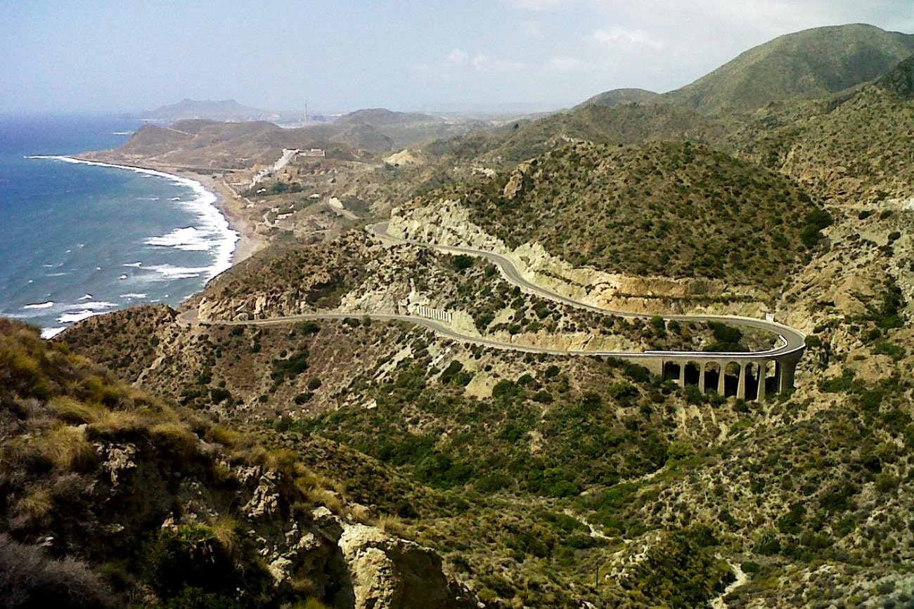 Andalusia, training camp, cycling (Pic: Wheels in Wheels)