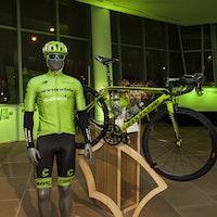Cannondale-Garmin, Cannondale Synapse Hi-Mod, team bike, pro bike, sportive bike, endurance bike, Castelli Gabba