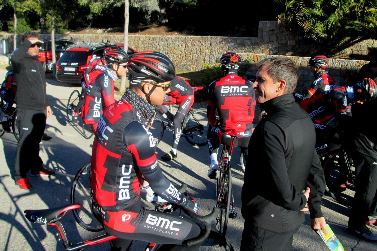 BMC Racing, training, pic: BMC Racing