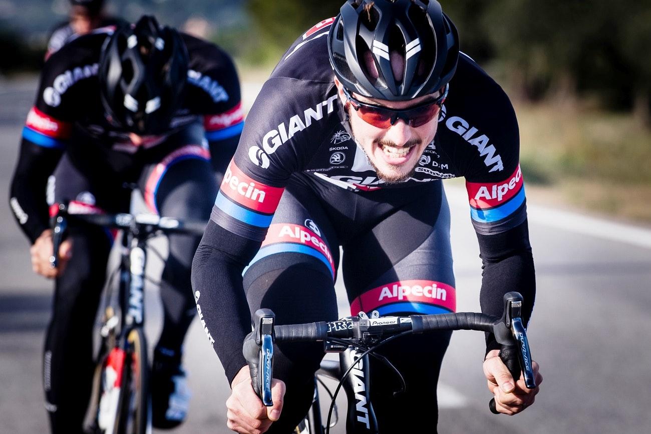 John Degenkolb, Giant-Alpecin, sprint, training, pic: Giant-Alpecin