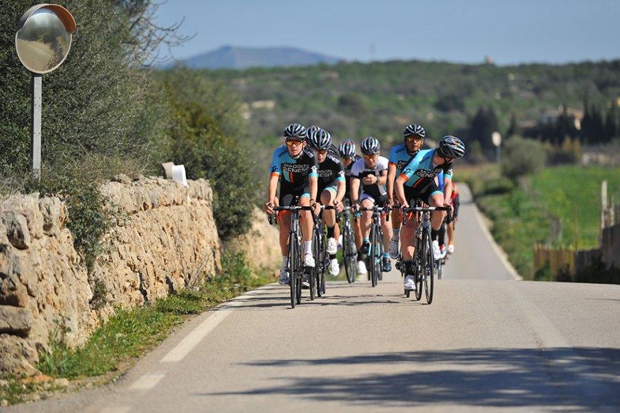 Madison-Genesis, Mallorca, pic: Joolze Dymond