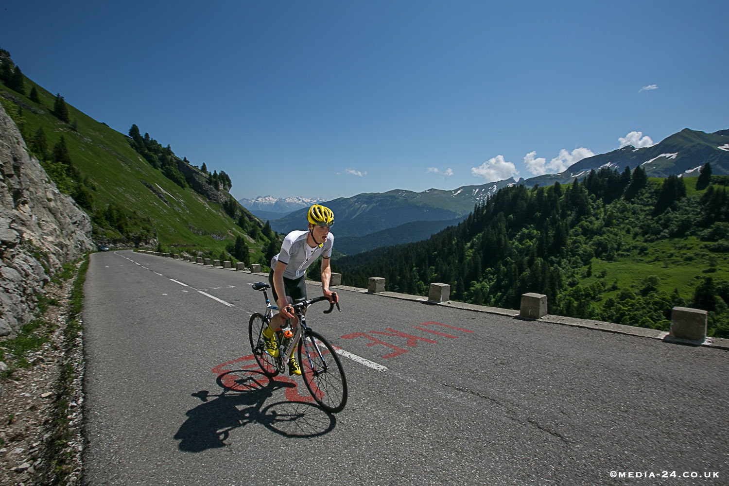 Training, summer, hill, mountain, pic: Media-24