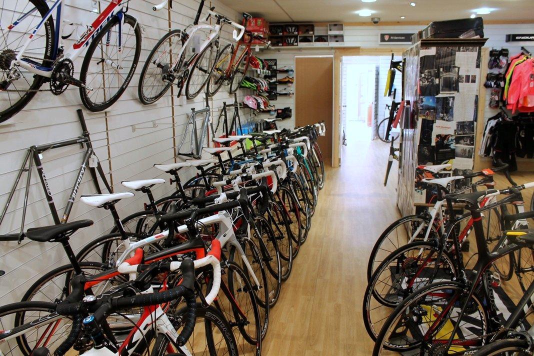 York Cycle Works, bike shop
