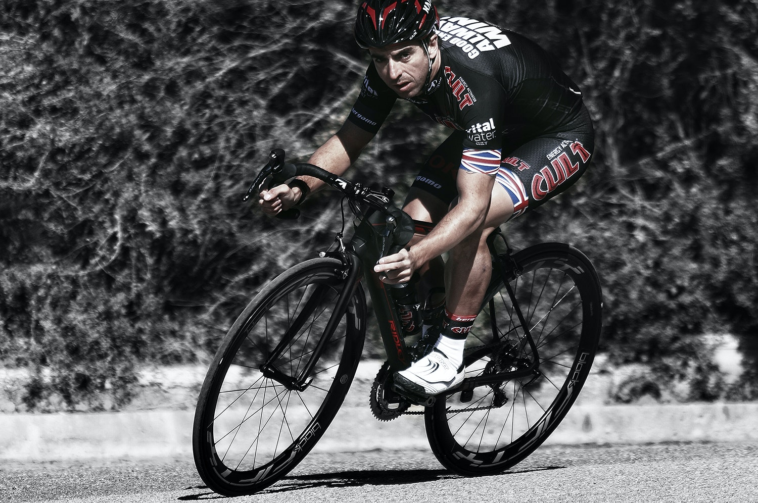 Russell Downing, Cult Energy, pic: Cult Energy Pro Cycling