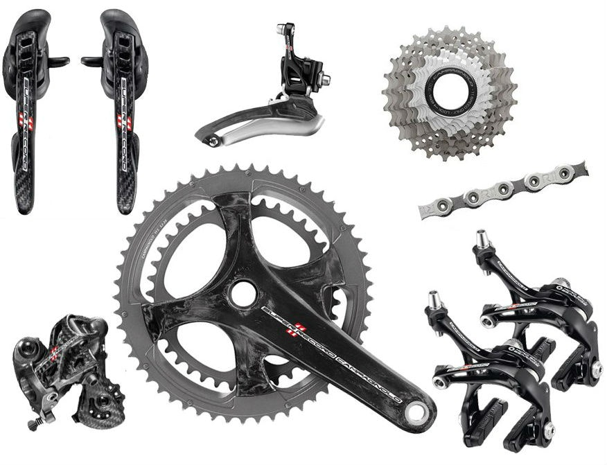 Campagnolo Super Record 2015 groupset