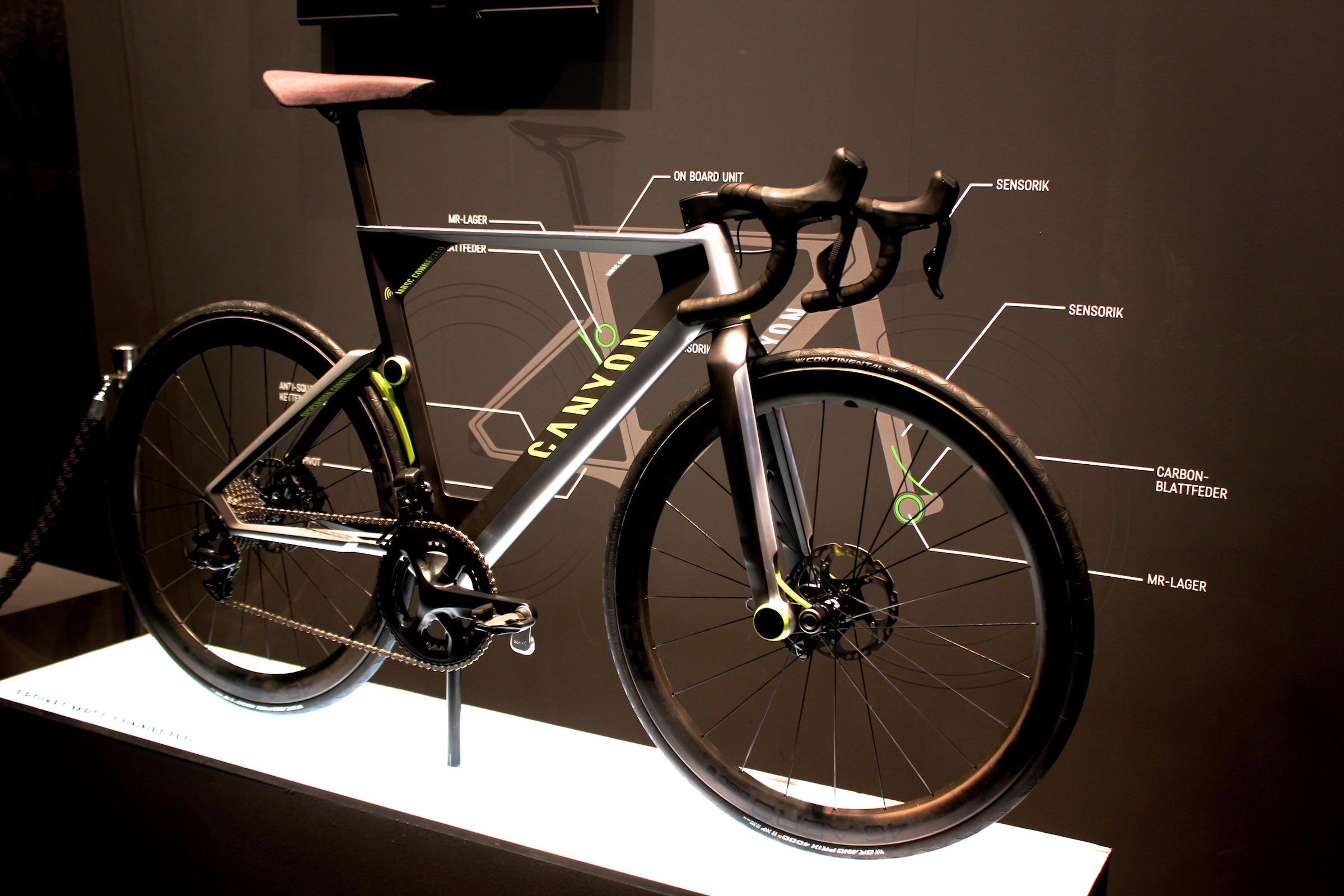 Canyon MRSC Connected concept bike