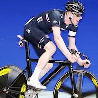 Ed Clancy, Rapha-Condor JLT, National Championships, 2013, Manchester (pic: Alex Whitehead/SWpix.com)
