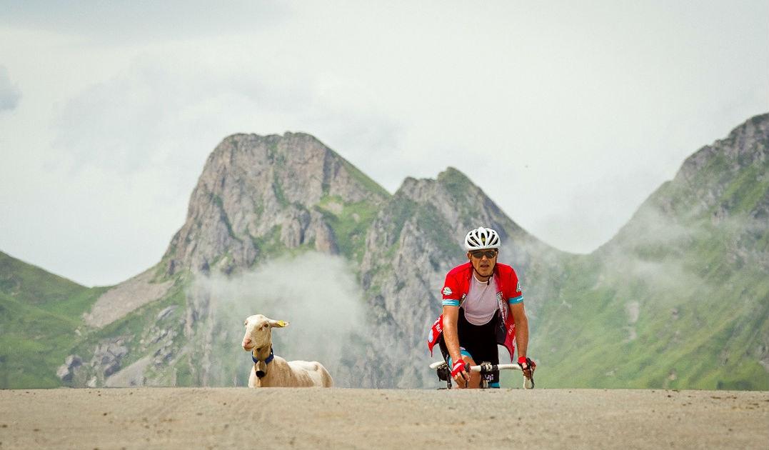 Trois Etapes Tour 2014, Pyrenees, mountain, climb, climbing, base layer, summer