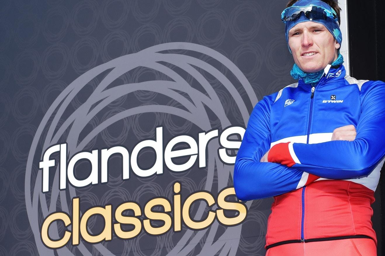 Arnaud Demare, French champion, FDJ, pic: Sirotti