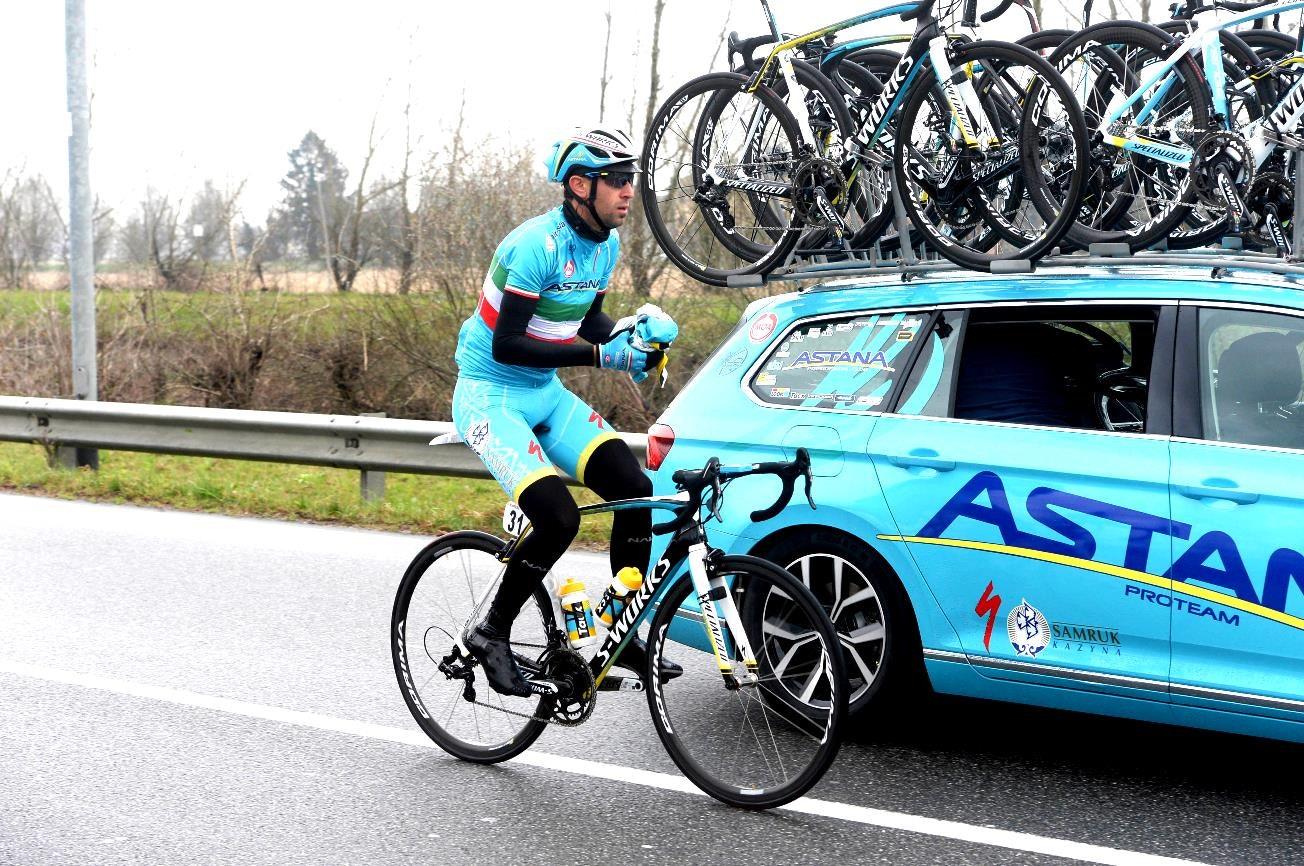 Vincenzo Nibali, Astana, 2015, pic: Sirotti