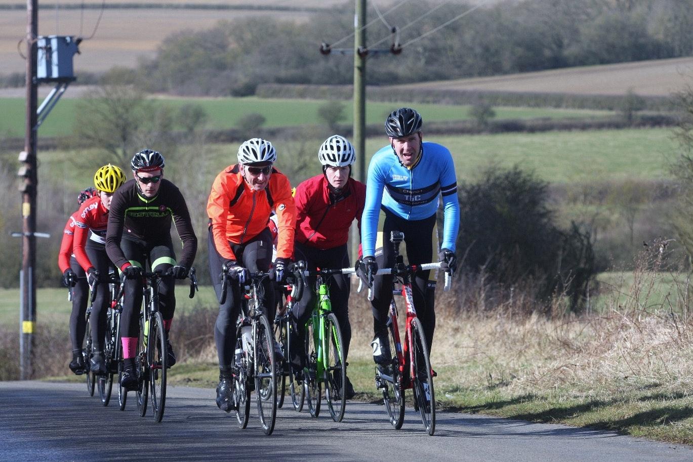 Tour of Cambridgeshire, Gran Fondo, sportive, pic: Tour of Cambrideshire