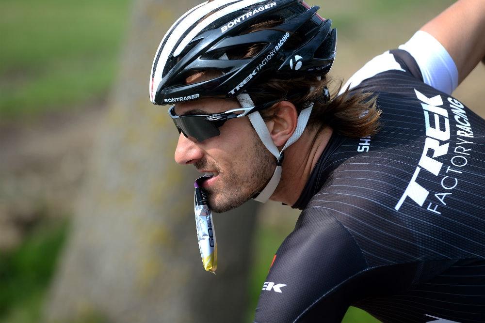 Fabian Cancellara, nutrition, Science in Sport, SIS, energy gel, eating