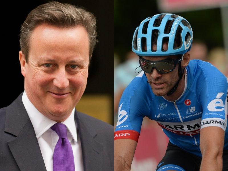 David Cameron, David Millar